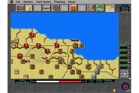 World at War: Operation Crusader download PC