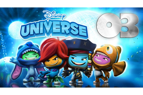 Disney Universe Game for Kids - Mickey Mouse VS Pirates of ...
