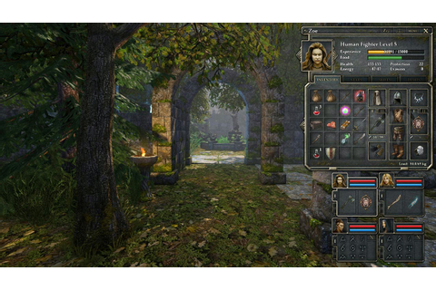 Indie Retro News: Legend of Grimrock 2 - The sequel to an ...