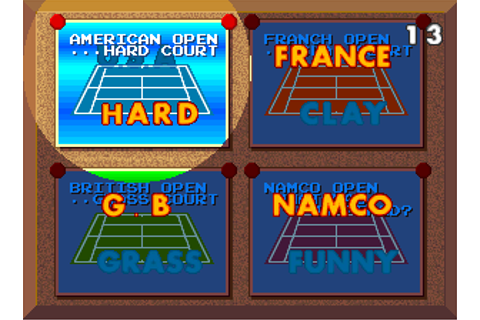 Super World Court - Videogame by Namco