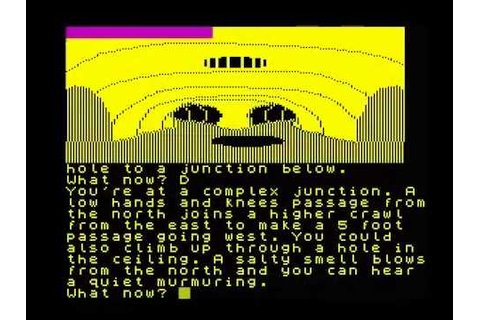 Colossal Adventure (text and graphic adventure, ZX ...