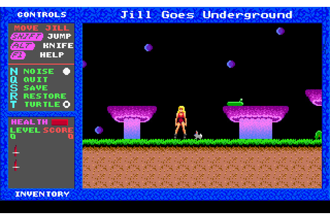 Download Jill of the Jungle 2: Jill Goes Underground ...
