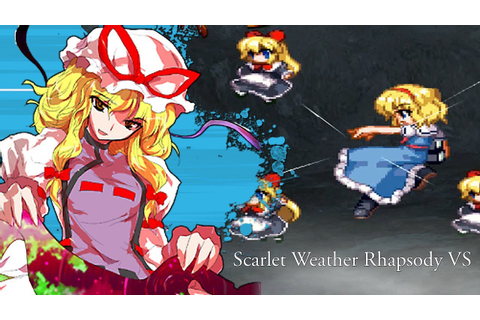 Touhou 10.5: Scarlet Weather Rhapsody | The Weather Man ...