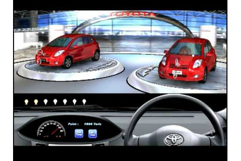 Yaris Game - YouTube