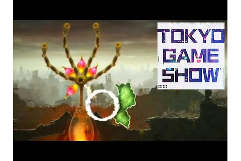 TGS 2015 - Mushroom 11 | Very cool Indie Game! - YouTube