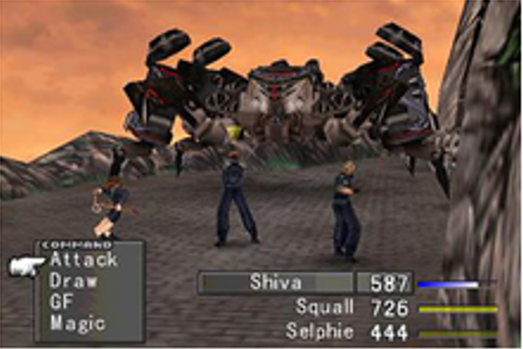 Final Fantasy VIII - Wikipedia