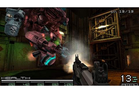 Coded Arms Game | PSP - PlayStation