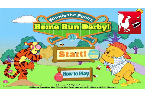 Rage Quit - Winnie the Pooh's Home Run Derby - YouTube