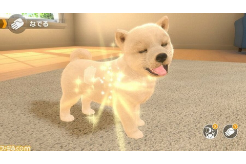 Switch Is Getting A Nintendogs-Style Game Called Little ...