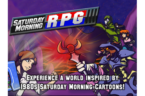 Saturday Morning RPG Review | Invision Game Community