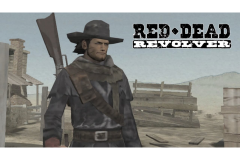 Red Dead Revolver PS4 Gameplay - YouTube