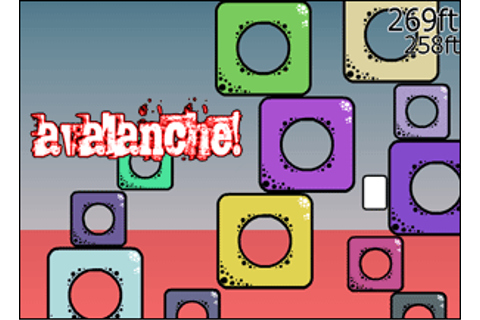 Avalanche - Walkthrough, comments and more Free Web Games ...