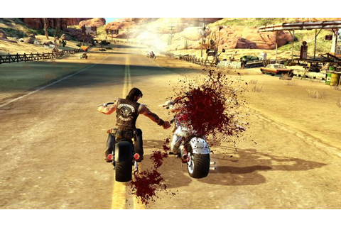 Ride to Hell: Retribution Review - Gamereactor UK