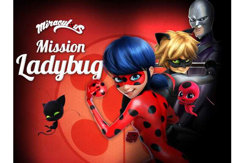 Miraculous: Mission Ladybug Action Game