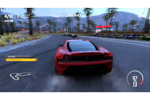 Driveclub PS4 HD Gameplay Compilation - YouTube
