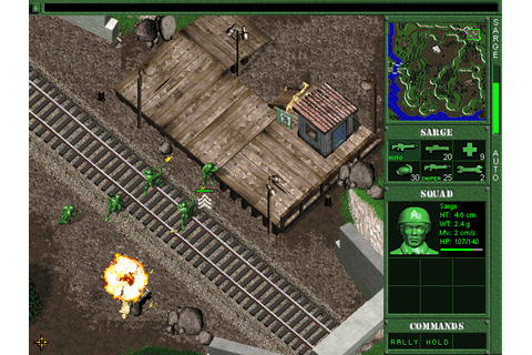Army Men II on Steam