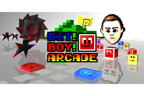 Bit Boy!! ARCADE | Nintendo 3DS download software | Games ...