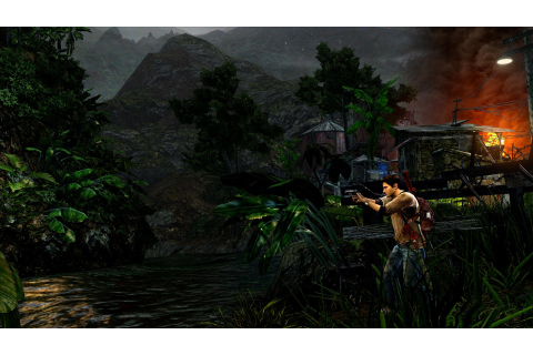 Uncharted: Golden Abyss Review (PS Vita) | Push Square