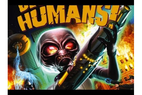 CGRundertow DESTROY ALL HUMANS! for PlayStation 2 Video ...