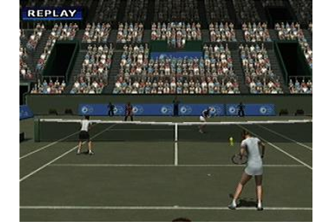 Screens: Pro Tennis WTA Tour - GameCube (11 of 25)