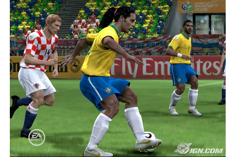 FIFA '06 World Cup Screenshots, Pictures, Wallpapers ...