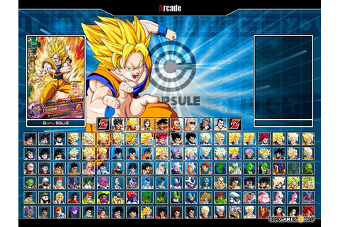Dragon Ball Heroes MUGEN - Download Dragon Ball Z Games