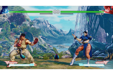 Street Fighter 5 PS4 beta kicks off this month with six ...