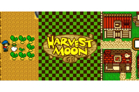 Harvest Moon GBC | Game Boy Color | Games | Nintendo