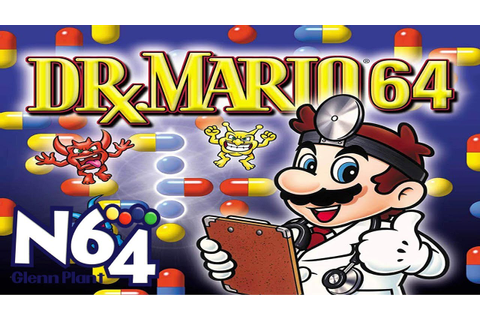 Dr Mario 64 - Nintendo 64 Review - HD - YouTube