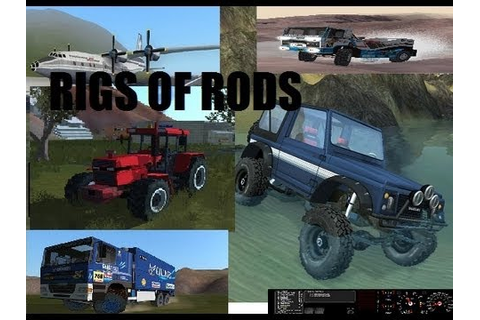 Rigs of Rods Multiplayer Episode 1 - YouTube