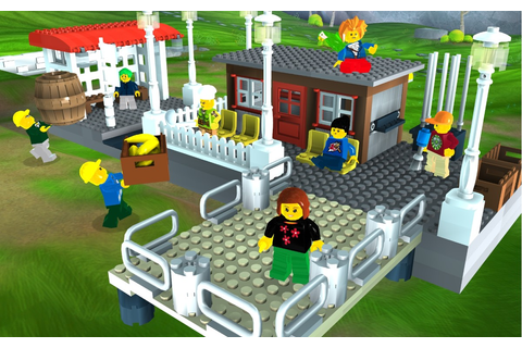 LEGO Universe – PC Review | | Brash Games