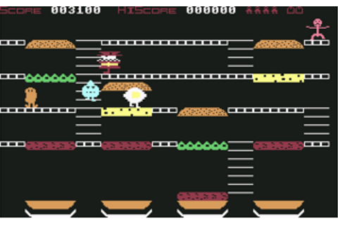 BurgerTime/Versions — StrategyWiki, the video game ...