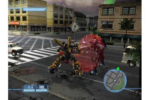 Transformers The Game - Download