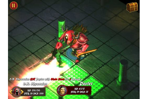 Dungeon crawlers metal iPhone game - free. Download ipa ...