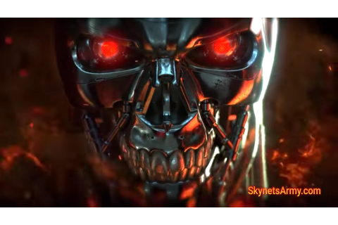 """TERMINATOR GENISYS: FUTURE WAR"" Mobile Game launches ..."
