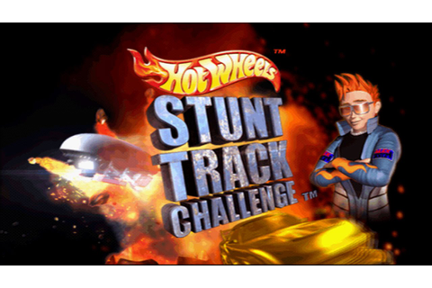 Hot Wheels - Stunt Track Challenge (Europe) ISO