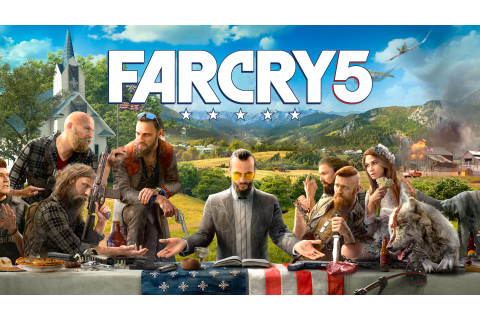Far Cry 5 | PC UPlay Game | Fanatical