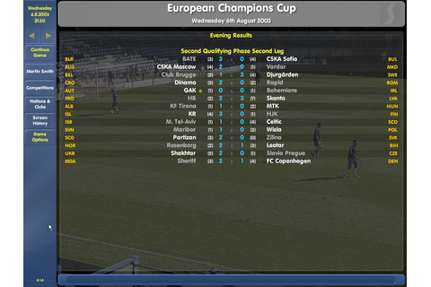 Download Championship Manager: Season 03/04 (Windows) - My ...