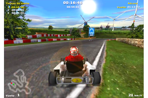 Michael Schumacher Racing World Kart 2002 Download Game ...