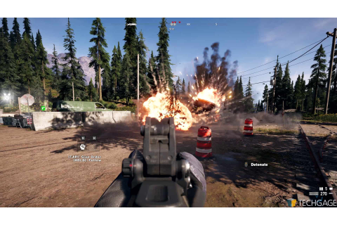 Far Cry 5 Game pc download - Games PC Download