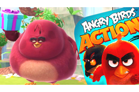 Completing The Angry Birds Action Game- Levels 86 - 90 ...