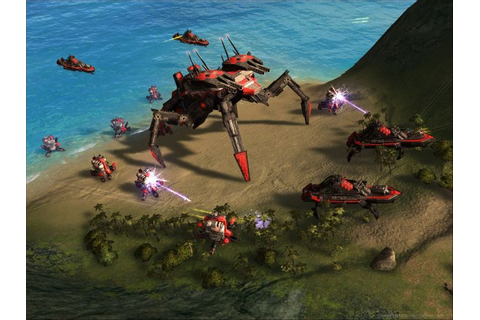 Supreme Commander: Forged Alliance kostenlose Downloads ...