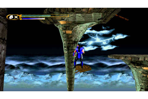 Mortal Kombat Mythologies Sub-Zero Mission 2 (N64) Project ...
