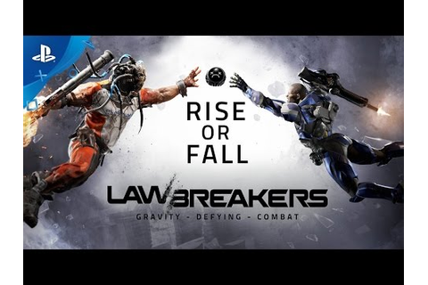 LawBreakers Game | PS4 - PlayStation
