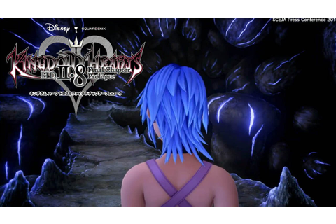 Kingdom Hearts HD 2.8 Final Chapter Prologue (PS4 ...