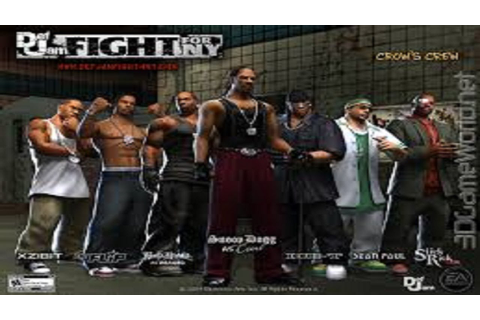 PSP | Descargar Def Jam Fight for NY The Takeover | Mega ...