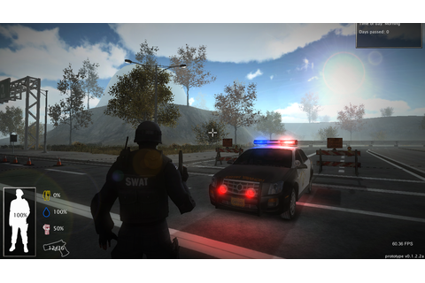 Police Tactics - New car, new actions! news - Mod DB