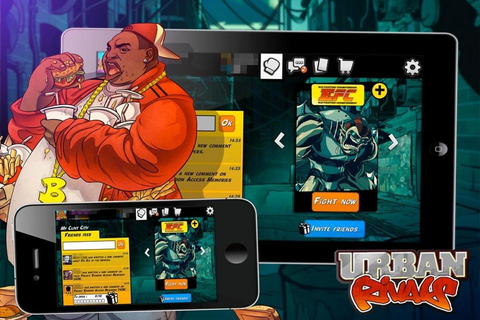 Urban Rivals APK Download - Free Card GAME for Android ...