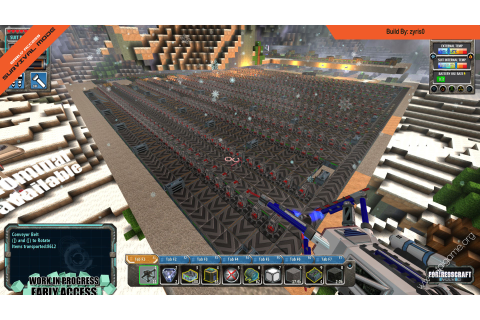 FortressCraft Evolved! - Download Free Full Games ...