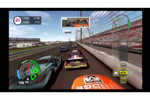NASCAR 07: Fight to the Top ~ Part 9 - YouTube